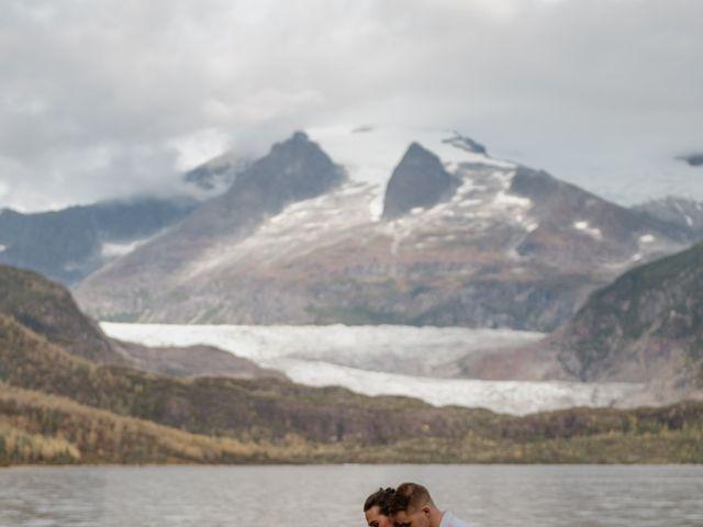 Joe and Samantha's Wedding in Juneau, Alaska 16