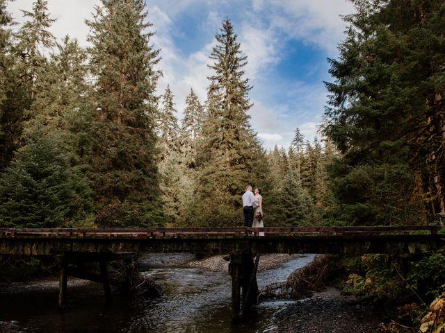Joe and Samantha's Wedding in Juneau, Alaska 17
