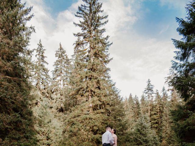Joe and Samantha's Wedding in Juneau, Alaska 18
