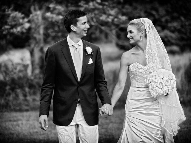 The wedding of Lew and Katherine