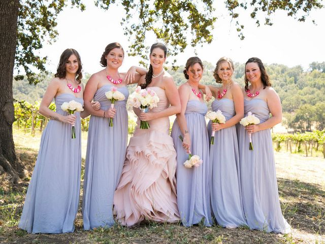 Jesse and Curtis's Wedding in Paso Robles, California 3