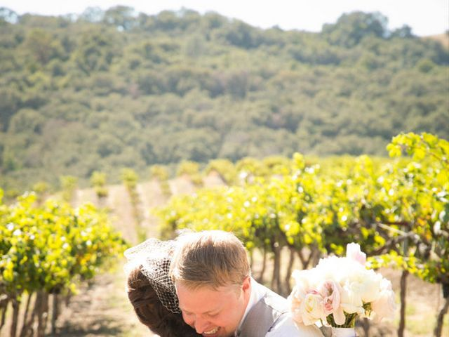 Jesse and Curtis's Wedding in Paso Robles, California 5