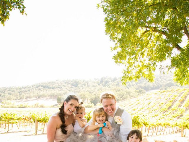 Jesse and Curtis's Wedding in Paso Robles, California 7