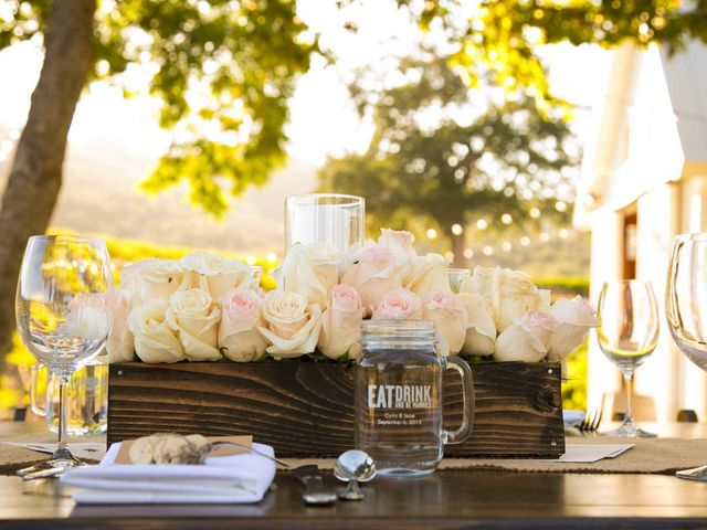 Jesse and Curtis's Wedding in Paso Robles, California 17