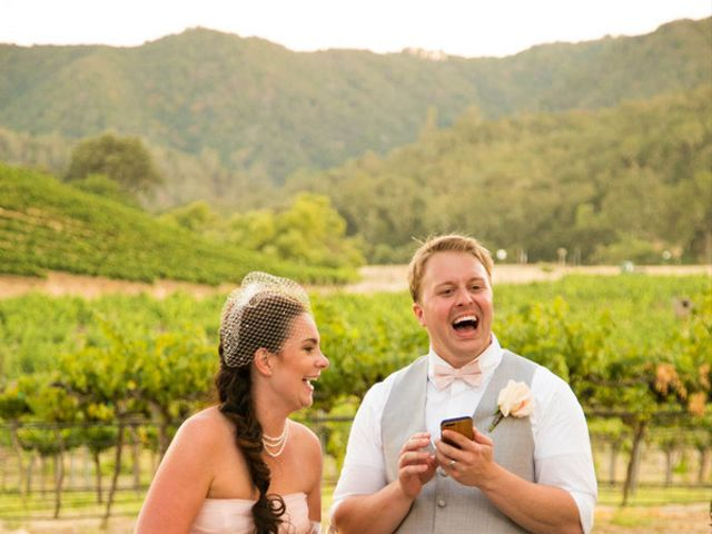 Jesse and Curtis's Wedding in Paso Robles, California 19