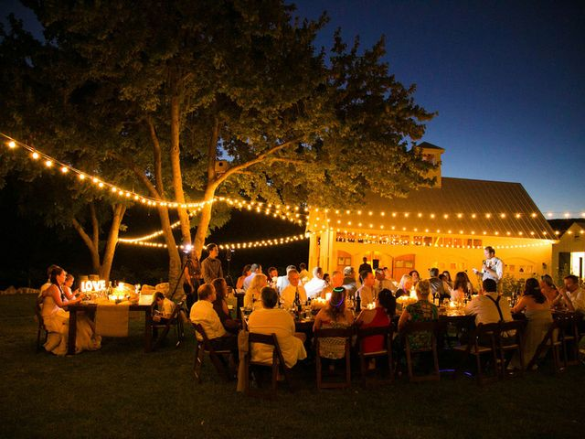 Jesse and Curtis's Wedding in Paso Robles, California 21
