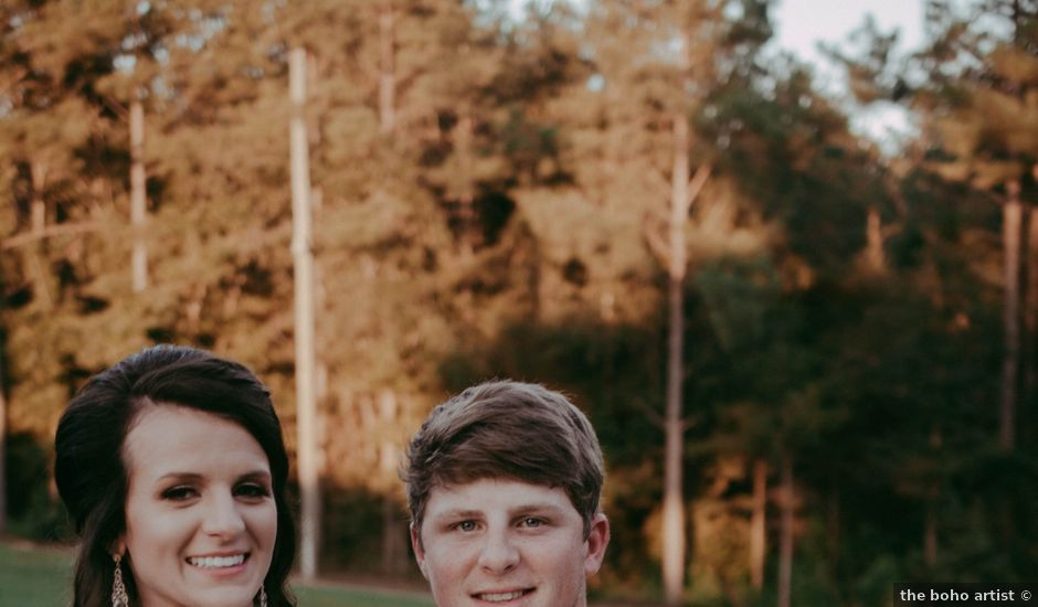Joseph and Lauren's Wedding in Taylorsville, Mississippi