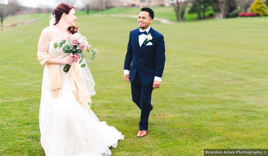 Paulino and Jessica's Wedding in York, Pennsylvania
