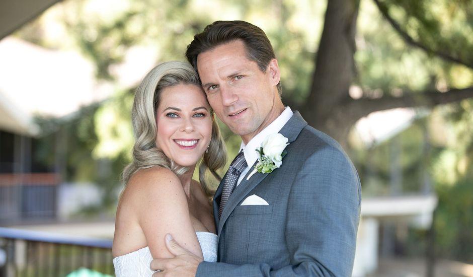 Andy and Sara 's Wedding in La Canada Flintridge, California