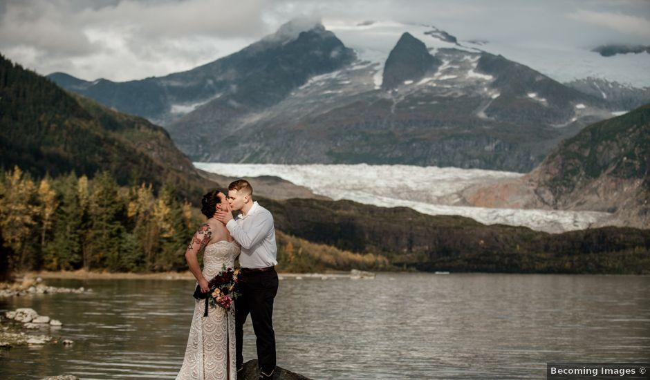 Joe and Samantha's Wedding in Juneau, Alaska