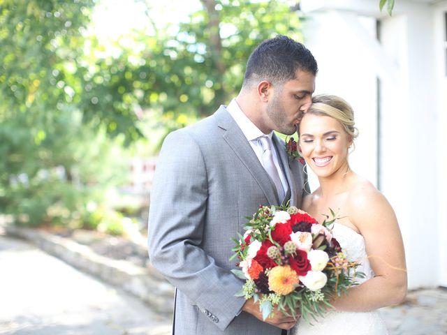 Emily and Joe's Wedding in Melbourne, Kentucky 7