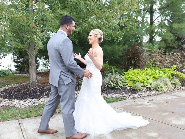 Emily and Joe's Wedding in Melbourne, Kentucky 6