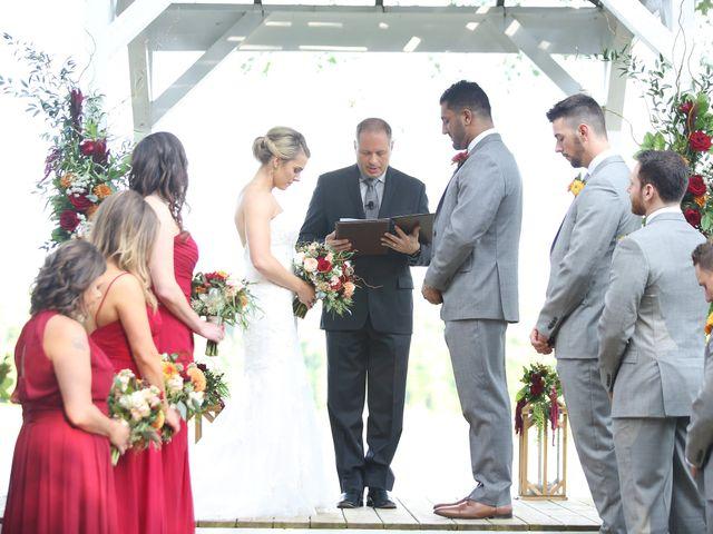 Emily and Joe's Wedding in Melbourne, Kentucky 13