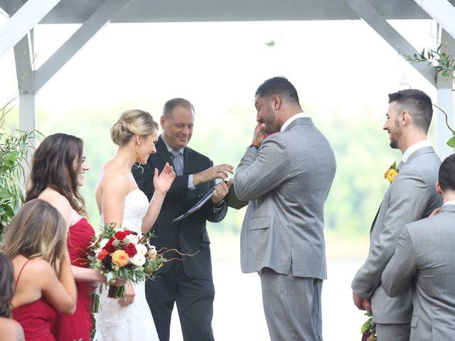 Emily and Joe's Wedding in Melbourne, Kentucky 14