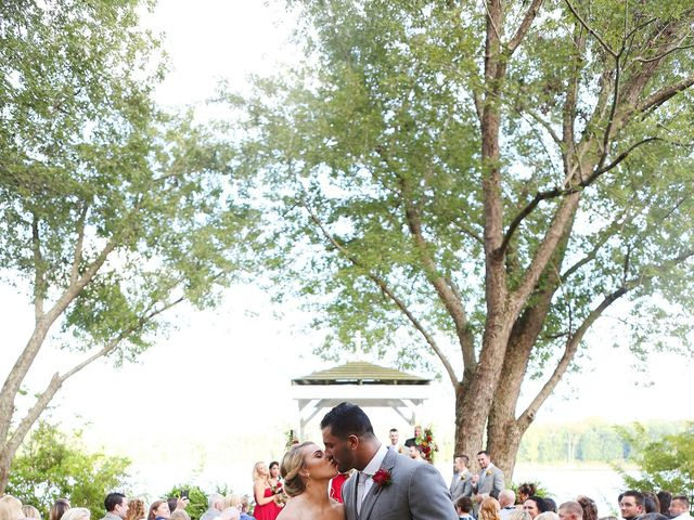 Emily and Joe's Wedding in Melbourne, Kentucky 15