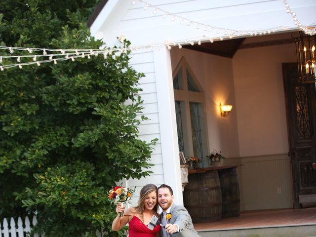 Emily and Joe's Wedding in Melbourne, Kentucky 20