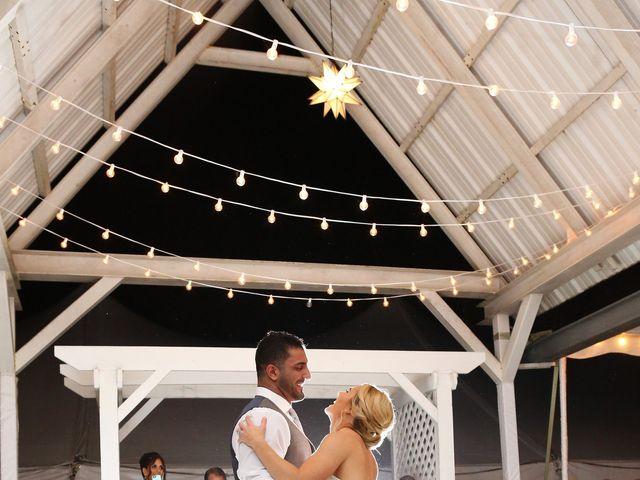 Emily and Joe's Wedding in Melbourne, Kentucky 22