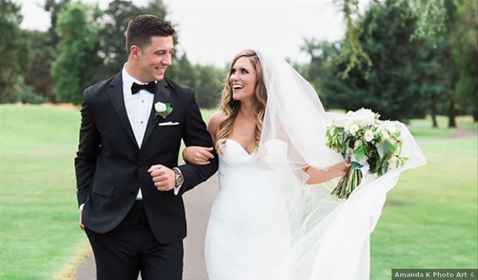 Alyson and Nicholas's Wedding in Junction City, Oregon