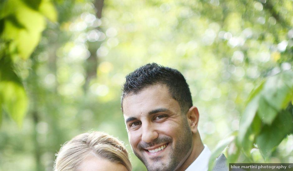 Emily and Joe's Wedding in Melbourne, Kentucky