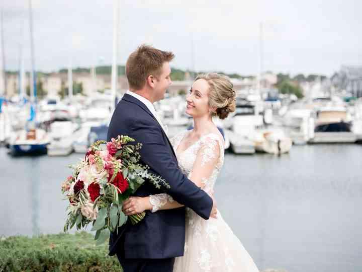 The wedding of Alex and Jamie
