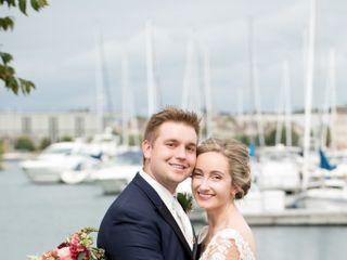 The wedding of Alex and Jamie 1