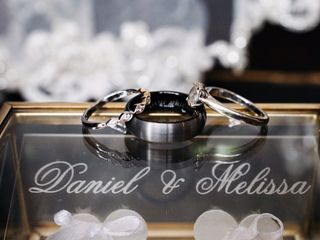 The wedding of Melissa and Daniel 2