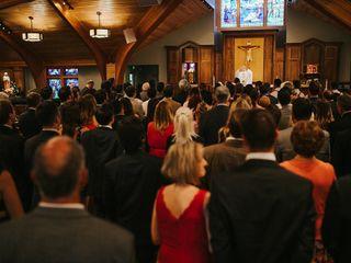The wedding of Lauren and Maks 1