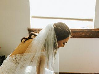 The wedding of Lauren and Maks 3