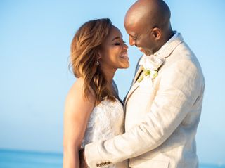 The wedding of Tanisha and Craig