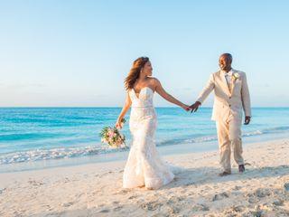 The wedding of Tanisha and Craig 2