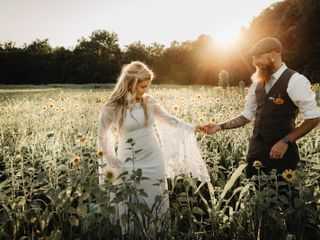 The wedding of Nicole and Gregory