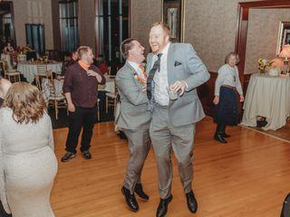The wedding of Evan and Marina 1