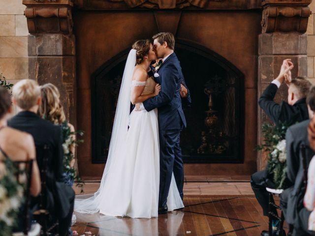 Timothy and Kathy's Wedding in Manakin Sabot, Virginia 2