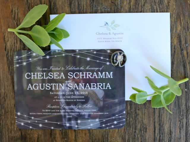 Agustin and Chelsea's Wedding in Kenwood, California 4