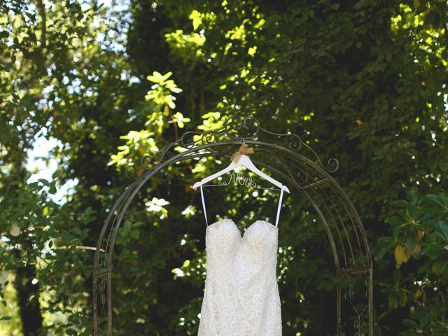 Agustin and Chelsea's Wedding in Kenwood, California 6