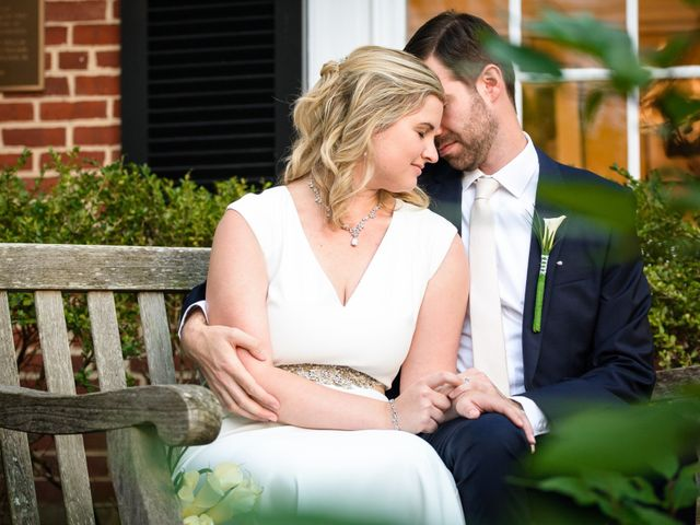 Chris and Ashley's Wedding in Charlottesville, Virginia 1