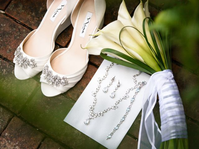 Chris and Ashley's Wedding in Charlottesville, Virginia 4