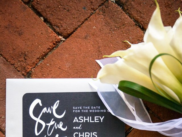 Chris and Ashley's Wedding in Charlottesville, Virginia 6