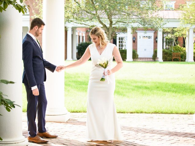 Chris and Ashley's Wedding in Charlottesville, Virginia 7