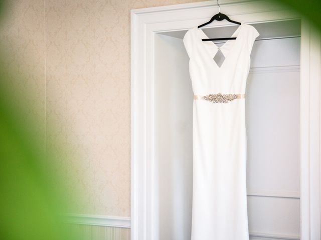 Chris and Ashley's Wedding in Charlottesville, Virginia 9
