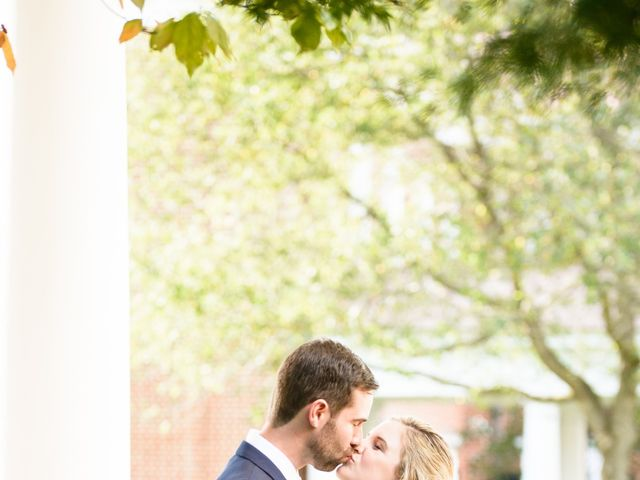 Chris and Ashley's Wedding in Charlottesville, Virginia 11