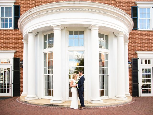 Chris and Ashley's Wedding in Charlottesville, Virginia 14