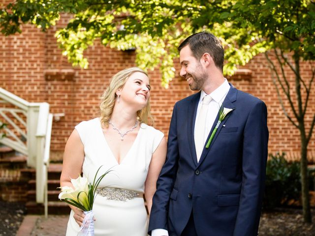 Chris and Ashley's Wedding in Charlottesville, Virginia 15