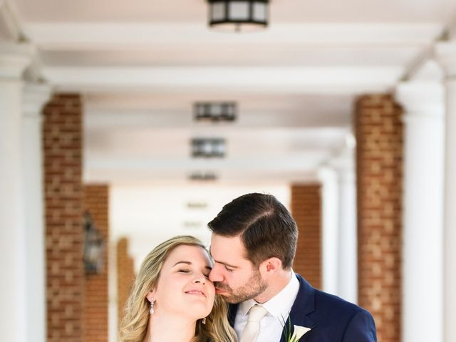 Chris and Ashley's Wedding in Charlottesville, Virginia 16