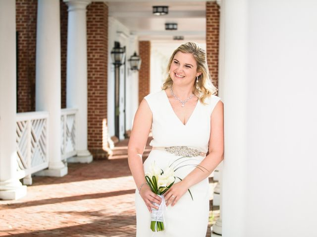 Chris and Ashley's Wedding in Charlottesville, Virginia 17