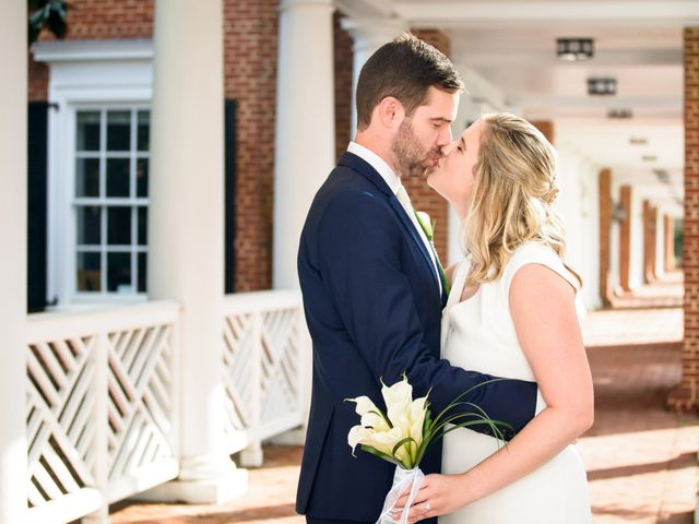 Chris and Ashley's Wedding in Charlottesville, Virginia 18