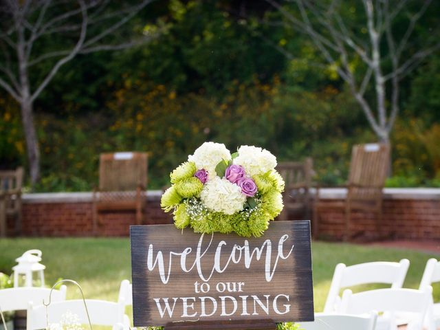 Chris and Ashley's Wedding in Charlottesville, Virginia 19
