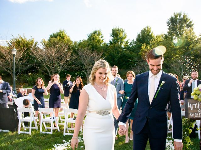 Chris and Ashley's Wedding in Charlottesville, Virginia 21