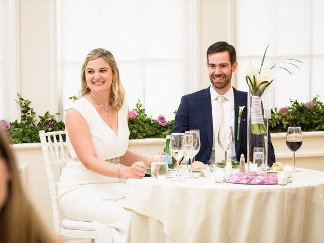 Chris and Ashley's Wedding in Charlottesville, Virginia 27