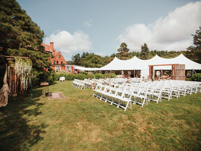 Thiago and Jessica's Wedding in North Andover, Massachusetts 4